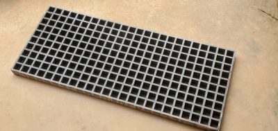 15.25 X 36.25 fiberglass grate