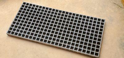16.75 X 36.25 fiberglass grate