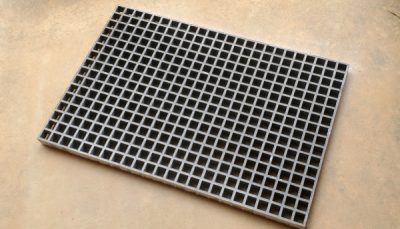 24.25 X 36.25 fiberglass grate