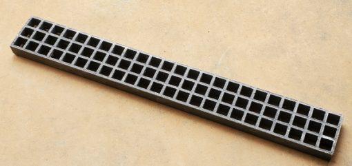4 .75 X 36.25 fiberglass grate
