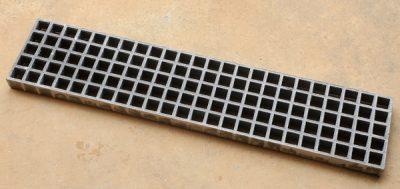 7 .75 X 36.25 fiberglass grate