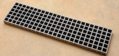 9 .25 X 36.25 fiberglass grate
