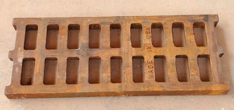 Cast Iron 10 inch 800