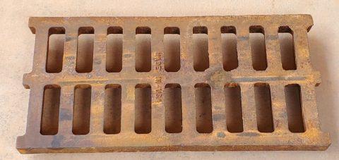 cast iron 12 inch 800